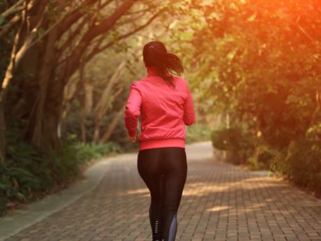 running-routine