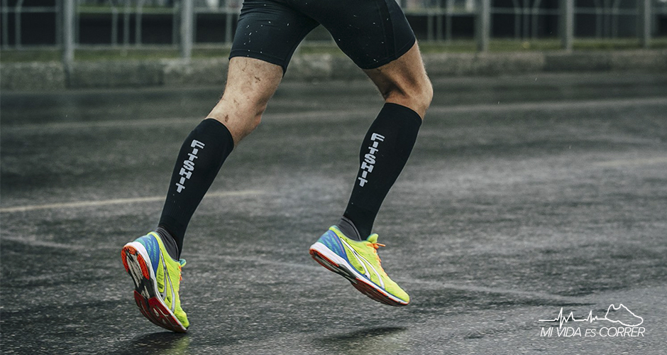 runners calcetines