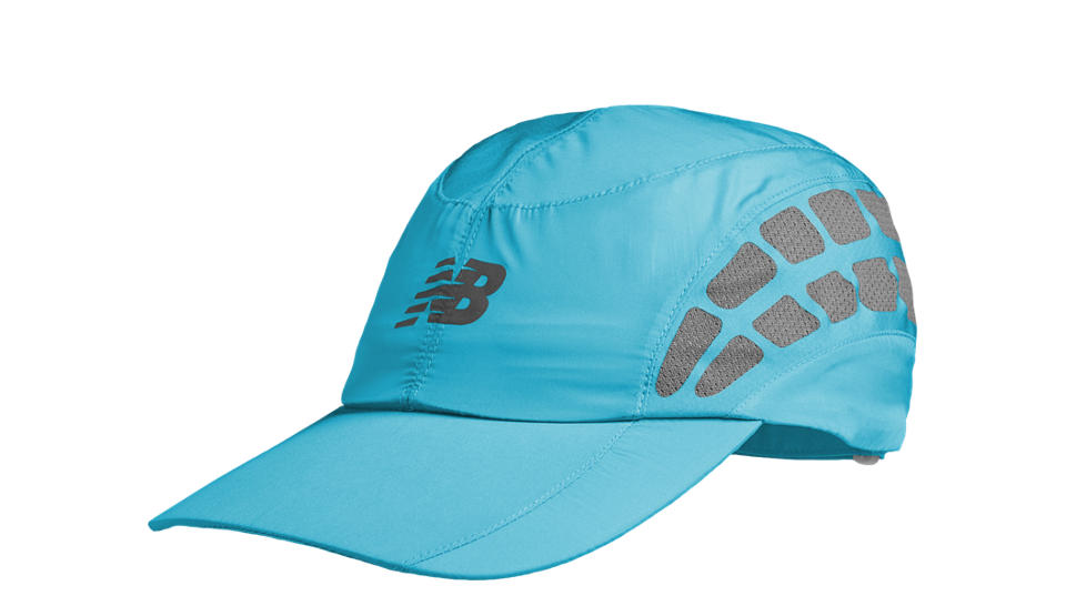 New Balance gorras para correr