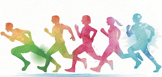 Inspiración para correr