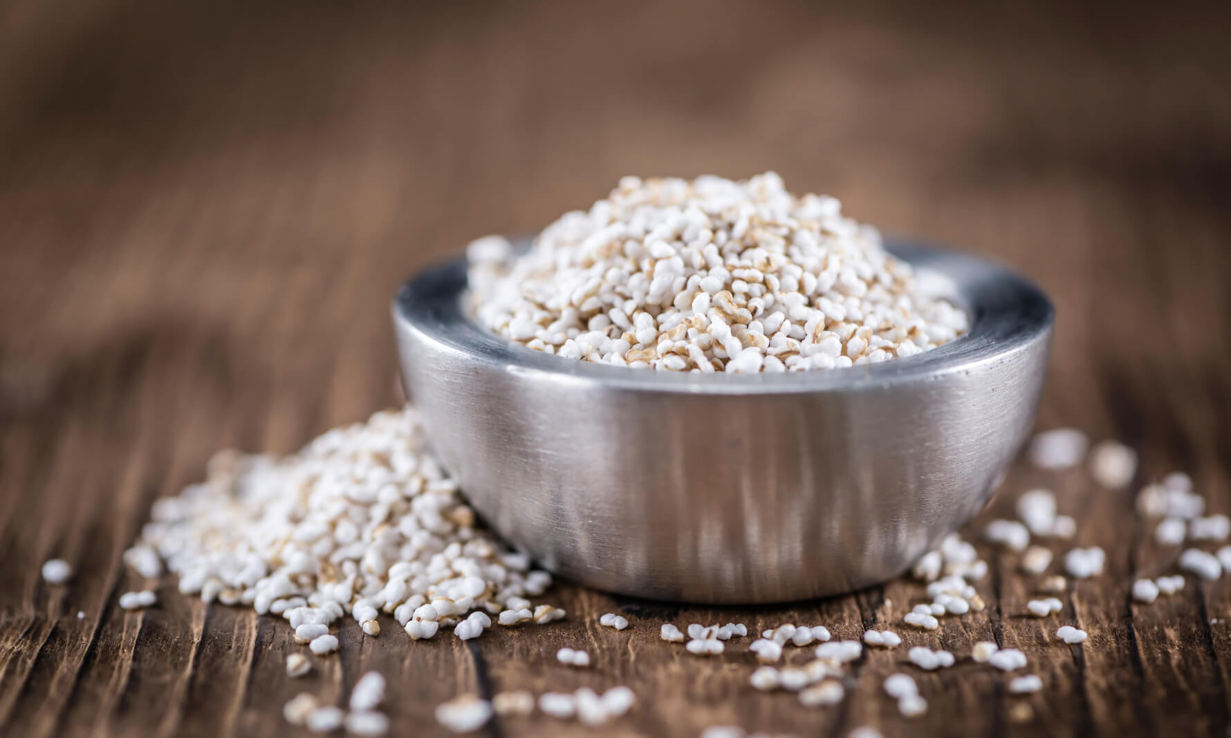 fuentes de proteína para veganos amaranto