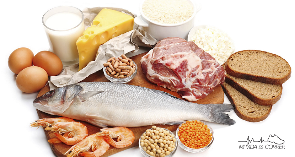 combinaciones de comida que hacen daño proteina