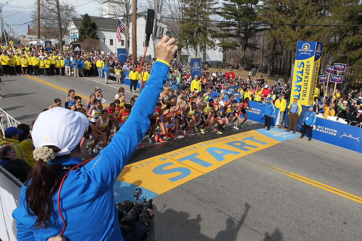 los mejores maratones del mundo BOSTON