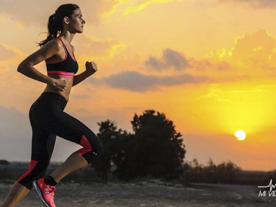 vitaminas para correr