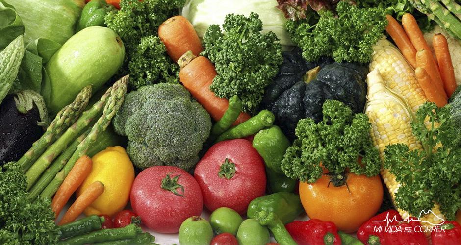 cuántas verduras comer al día opciones
