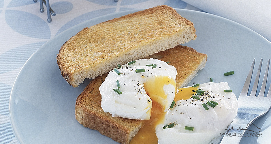 los beneficios de comer huevo desayuno