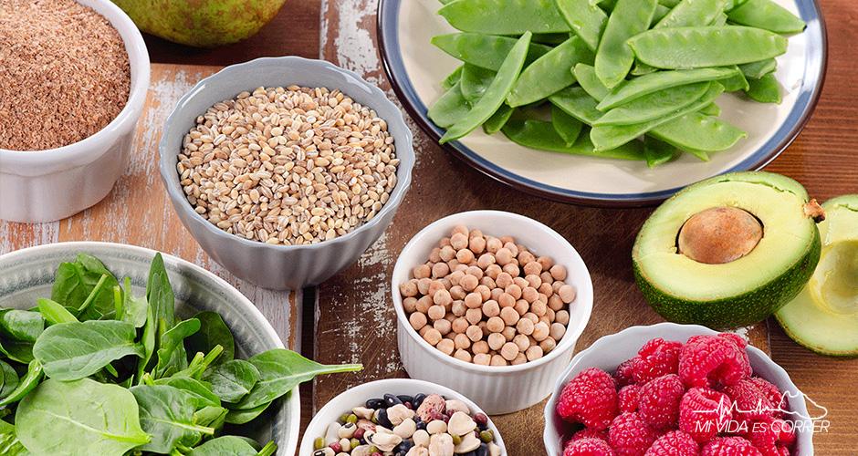 beneficios de comer fibra runners