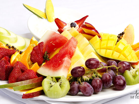 las frutas más saludables nutrición