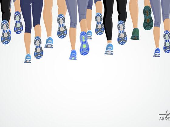 tenis para correr un maratón runner