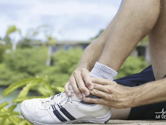 dolor de tobillos en los corredores razones