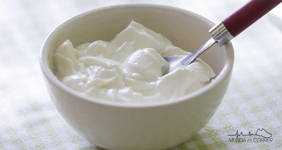 alimentos ricos en calcio yogurt