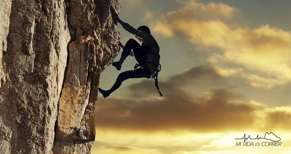 beneficios de escalar motivador