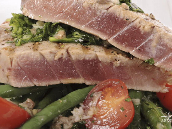 beneficios de comer atún corredor