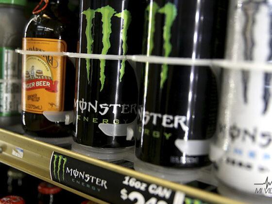efectos de las bebidas energéticas monster