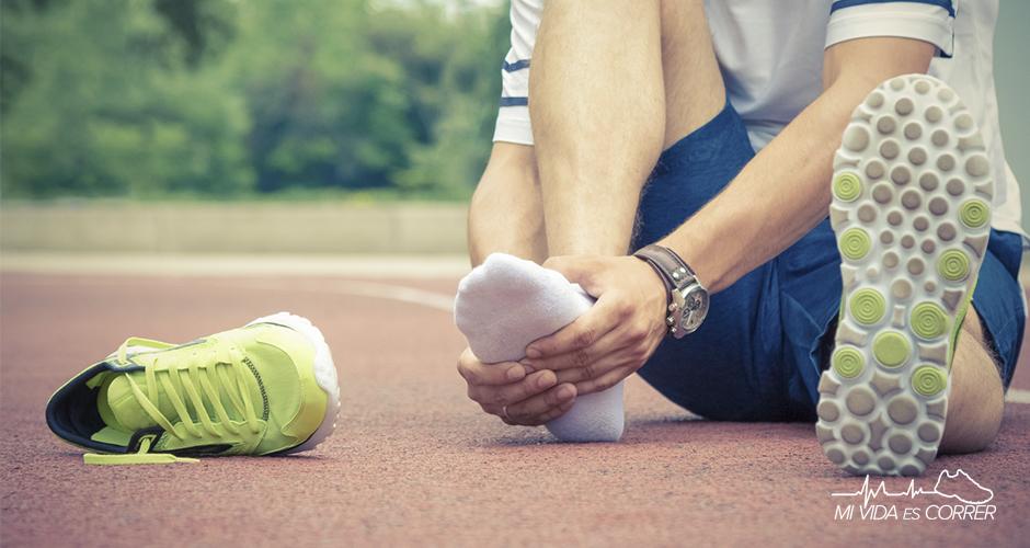 tiempo para volver a correr después de una fractura