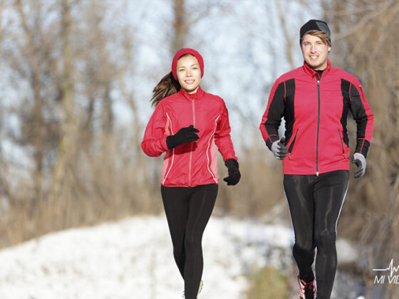 accesorios para correr en clima frío invierno