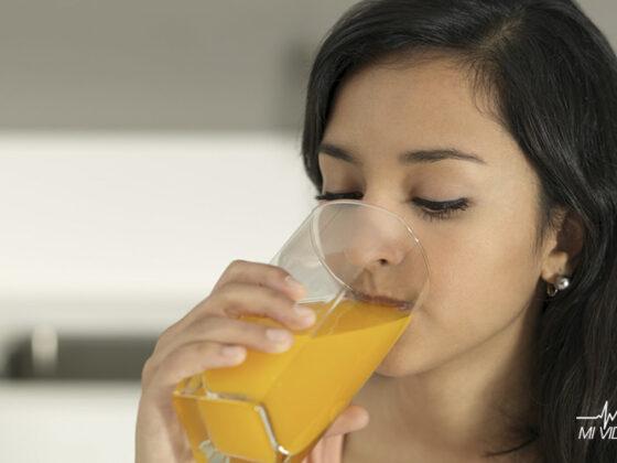 jugos para deportistas nutrición