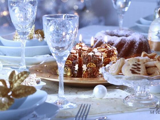 platillos navideños saludables cena