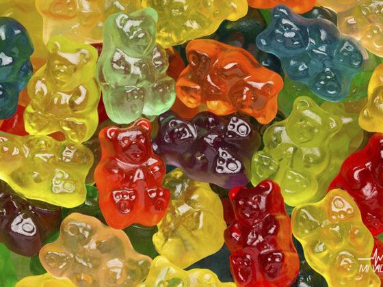 dulces para deportistas gomitas