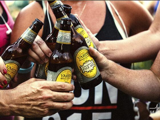 efectos del alcohol en los deportistas y corredores