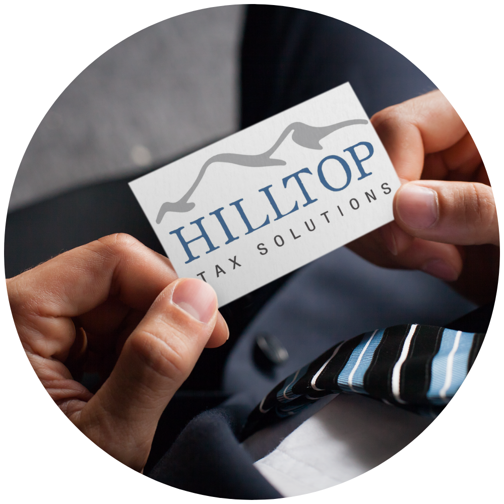 Hilltop Tax Solution Card