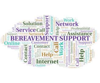 Bereavement Support concept