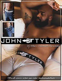 John Tyler Brand Men's Underwear