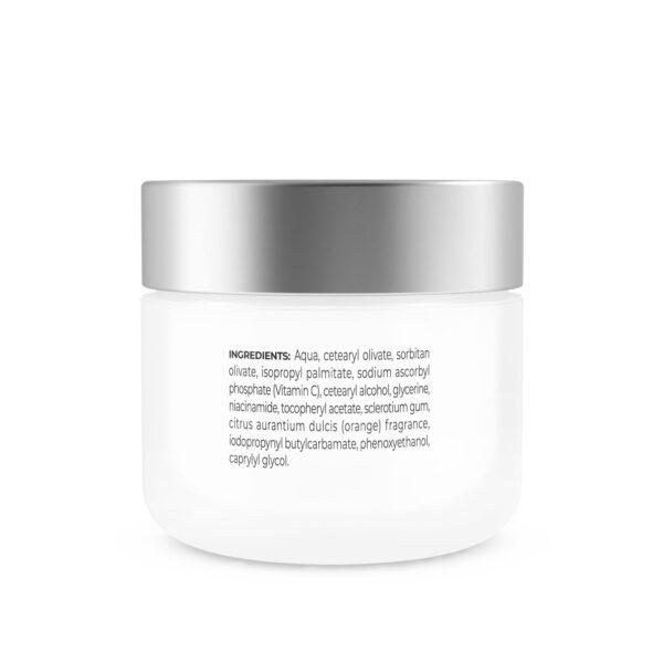 ingrediants in cream for acne prone skin