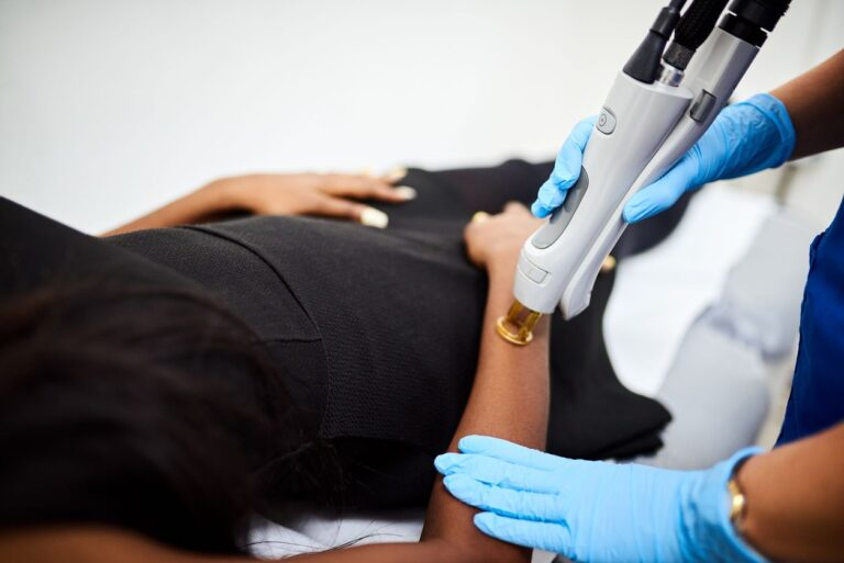 laser hair removal for dark skin and ethnic skin in montreal at new age spa with nd yag laser
