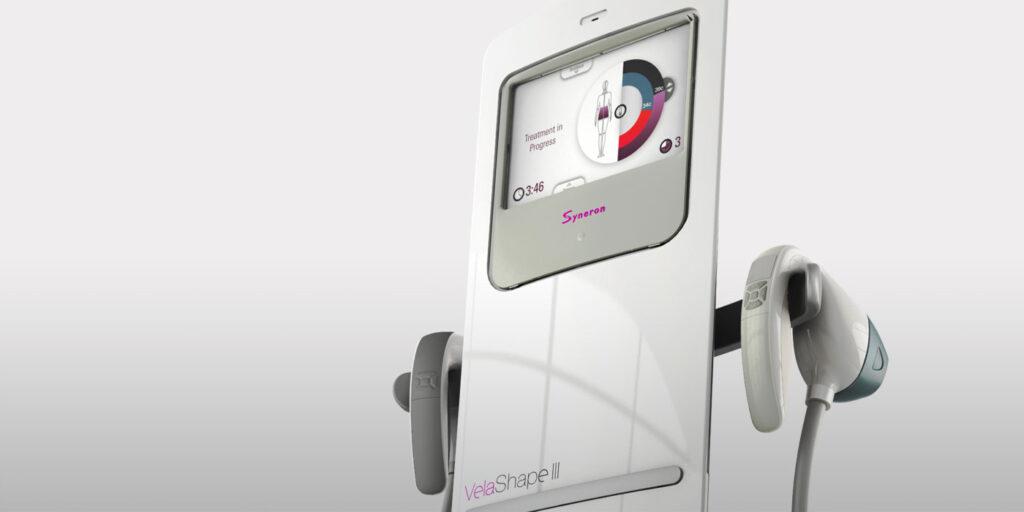 Technologie velashape 3 pour l'élimination de la cellulite et le remodelage du corps