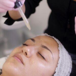 obtenir un soin du visage à montréal et un spa sérum à la vitamine c