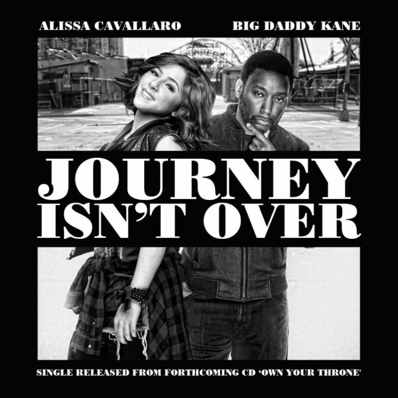 Alissa & Big Daddy Kane - Journey Isn't Over