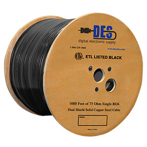 Digital Electronic Supply WOODEN REEL image