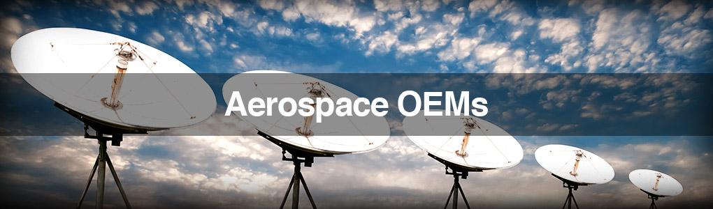 Satellite Array Image - Aerospace OEMs