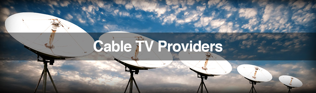 Satellite Array Image - Cable TV Providers