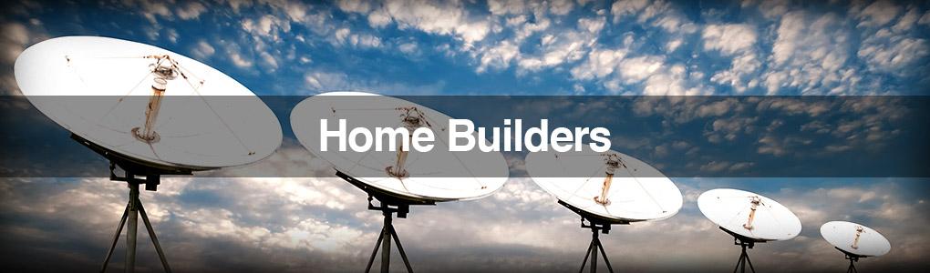 Satellite Array Image - Home Builders