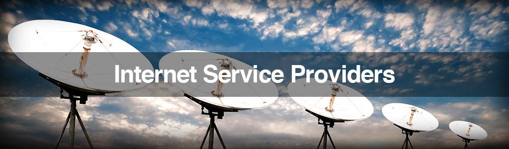 Satellite Array Image - Internet Service Providers