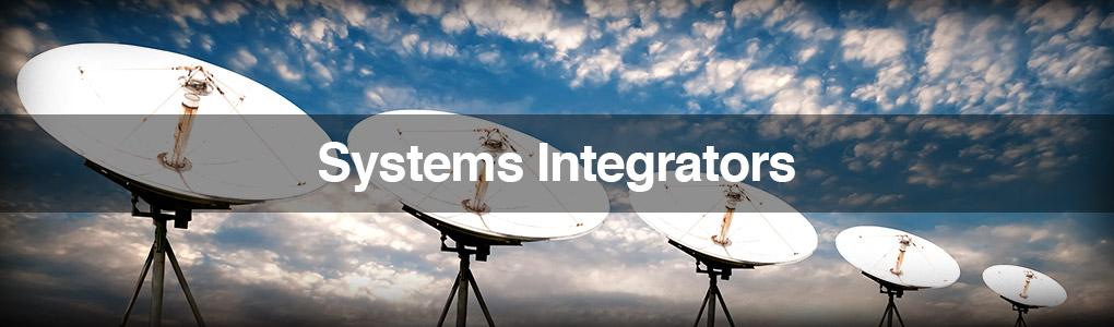 Satellite Array Image - Systems Integrators