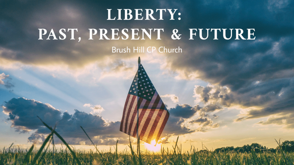 Liberty: Past, Present and Future Image
