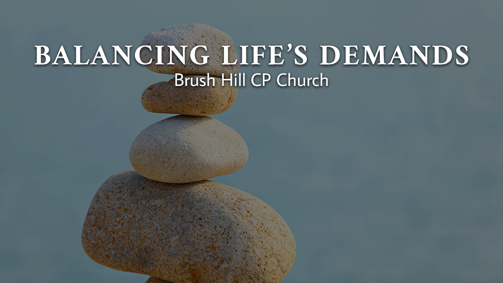 Balancing Life\'s Demands