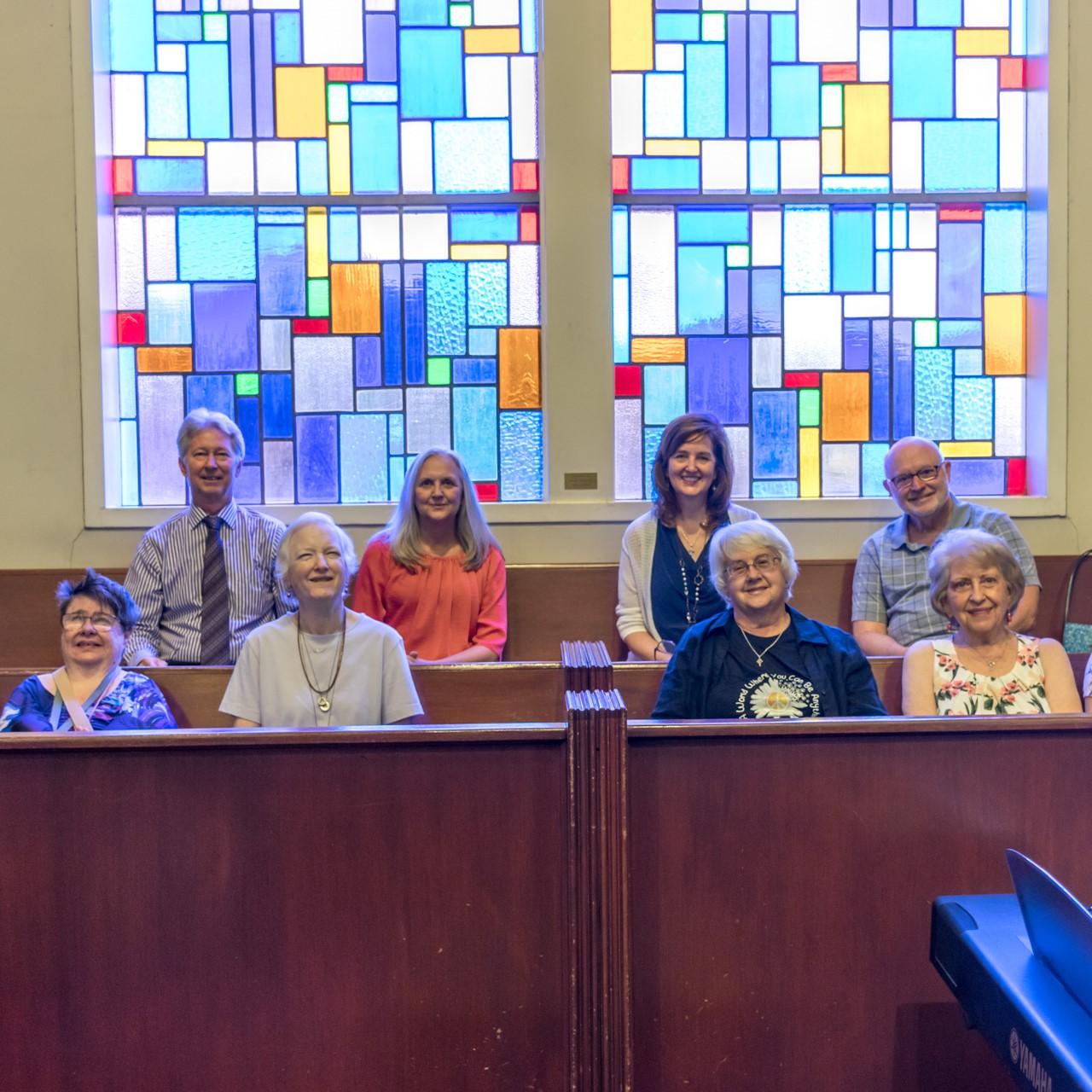Brush Hill Cumberland Presbyterian Church Choir