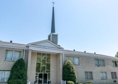 Brush Hill Cumberland Presbyterian Church