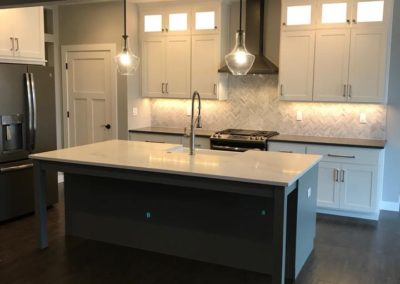 Home building trends - open spaces by Turnkey homes LLC