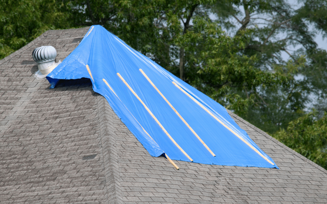 Assessing Roof Damage