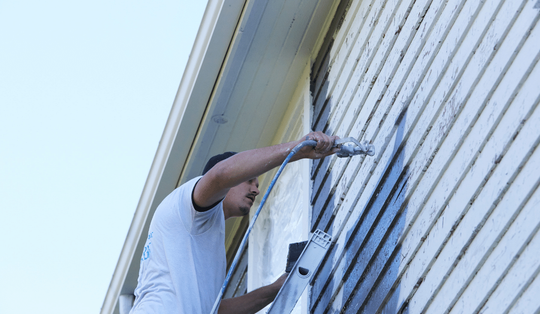 Home Exterior Painting Tips