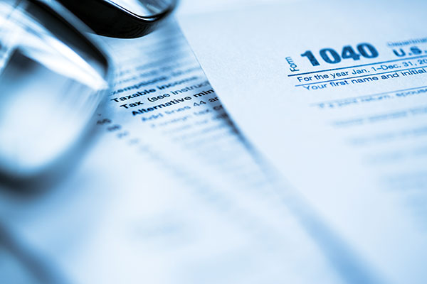 Tax Receipts and Letters