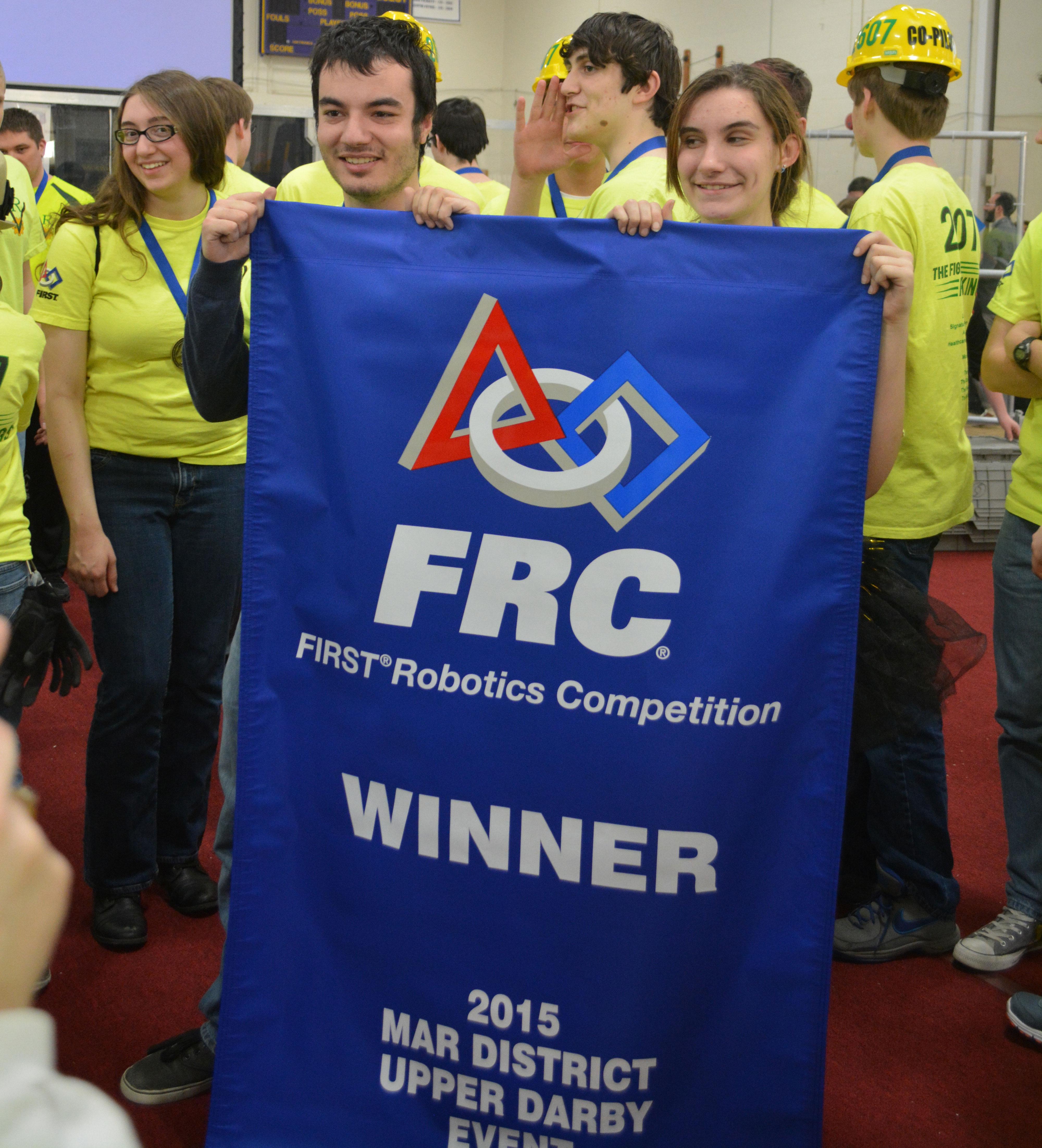 2015 MAR Upper Darby District Winner