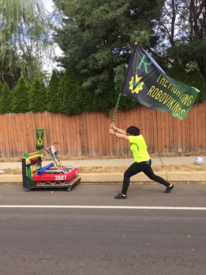 2016 Northampton Days Parade