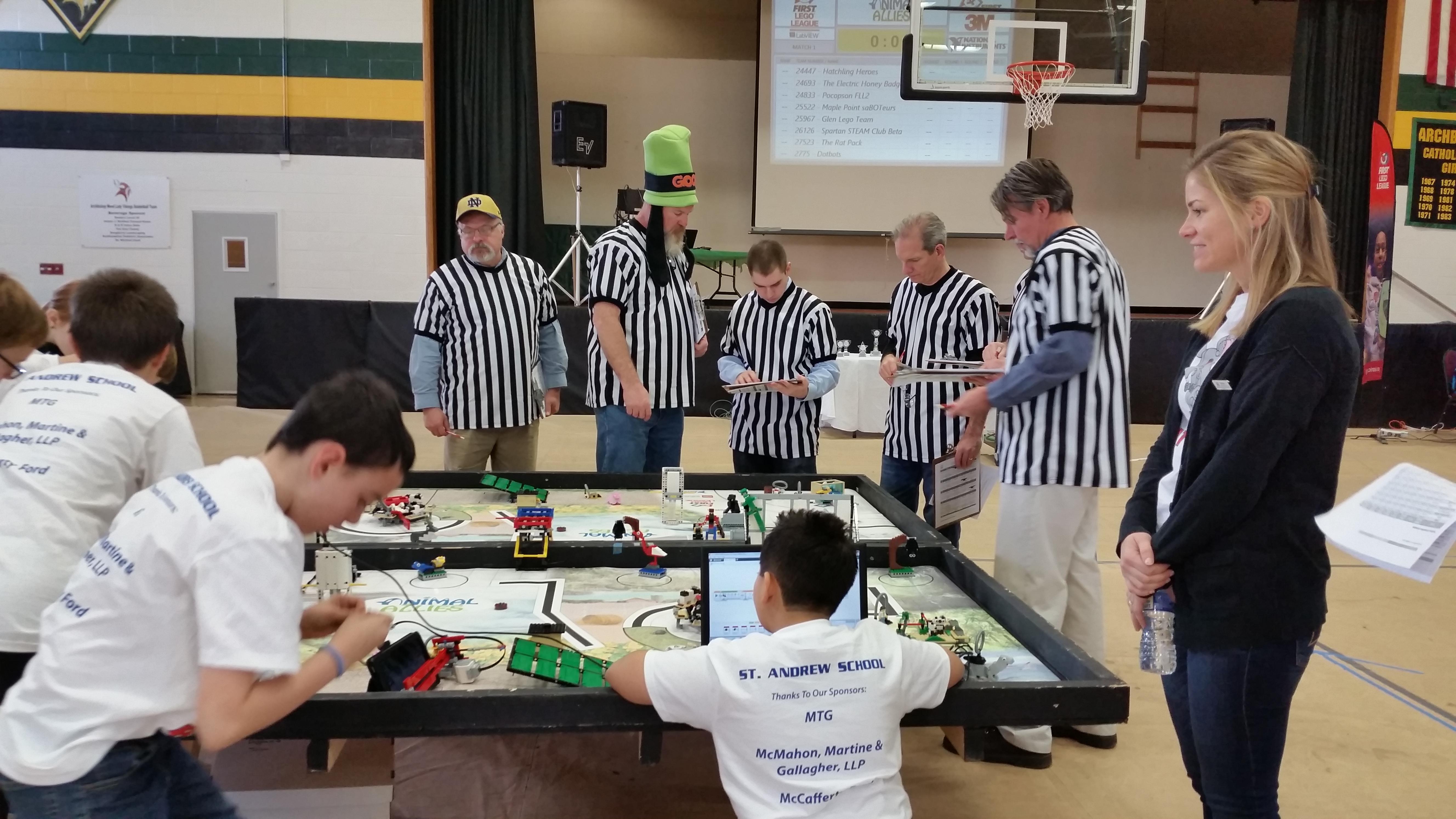 2016 Fourth Annual FLL Tournament