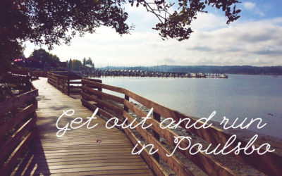 Poulsbo is a great area to get out and run